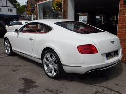 bentley phantom coupe used 2012 12 bentley continental gt 6 0 w12 570bhp for sale in