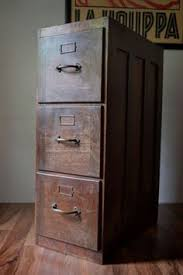 Oak Filing Cabinet 3 Drawer One Of My Most Prized Possessions Is An Antique Wooden Filing
