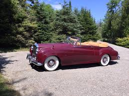 auctions 1956 bentley convertible owls head transportation museum