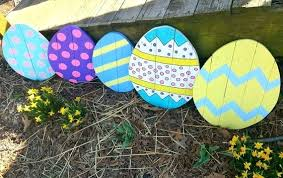 large outdoor easter eggs ukraine