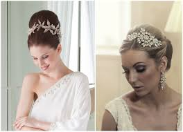 headpieces online 12 stunning statement bridal headpieces weddingsonline