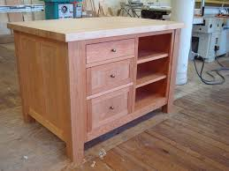 custom kitchen island ideas hand made freestanding craft table kitchen island by kelsh custom