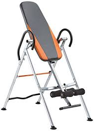 teeter inversion table amazon gorilla sports inversion table amazon co uk sports outdoors