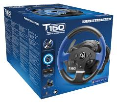 volante ps3 thrustmaster thrustmaster t150 feedback test complet volant les