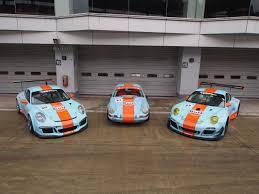 gulf racing gulf racing japan 結成 gulf racing japan