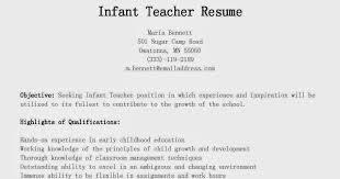 Sample Resume For Early Childhood Teacher by It Field Engineer Sample Resume Teaching Resumes Samples Sample