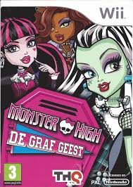 monster graf geest nintendo wii passion games