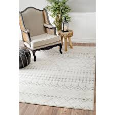 Kitchen Rug Ideas by Fluffy White Area Rug Creative Rugs Decoration