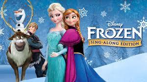elsa gallery film frozen sing along bridport arts
