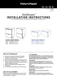 download dd603 fisher paykel dishwasher service manual docshare tips