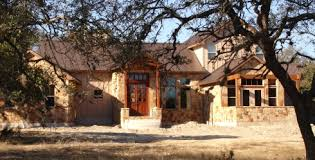 Hill Country Homes Hill Country Stone Home With John Moon He - Texas hill country home designs