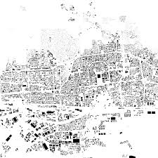figure ground diagrams stories cities citymetric