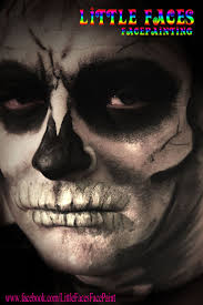 Halloween Skeleton Faces by 22 Best Face Painting By Little Faces Face Painting Wollongong