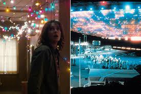stranger things netflix series movie references
