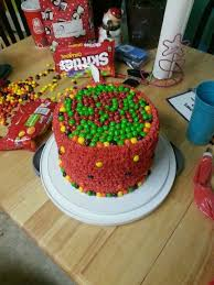 22 best skittle cake ideas images on pinterest skittles cake