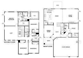 richmond american homes floor plans silverthorn model seth single family home home by richmond american
