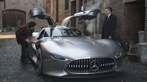 mercedes gran turismo bruce wayne will drive a mercedes amg vision gran turismo in