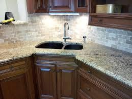 glass tile backsplash with dark cabinets tile backsplash ideas glass tile ideas for granite tiles new