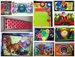 christmas art ideas for ne wall