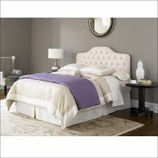 bedroom magnificent tufted headboard upholstered fabric
