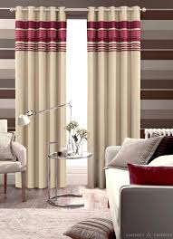 red black and cream eyelet curtains scifihits com