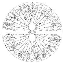 mandala coloring pages 12 coloring kids