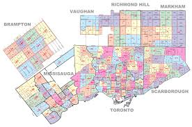 Richmond Zip Code Map by Flyer Distribution Flyer Delivery Toronto Flyer Distribution