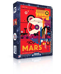 New York how long does it take to travel to mars images Visit mars new york puzzle company jpg