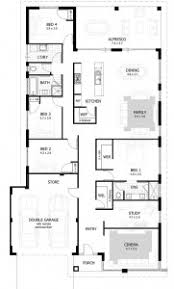 Small One Level House Plans Floor Plan Best 25 Single Storey House Plans Ideas On Pinterest