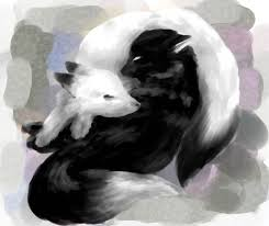 yin yang wolves by wingedwolf3697 on deviantart