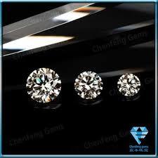 3mm diamond hot sale synthetic diamond cut 3mm 0 1ct moissanite prices