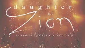 daughter of zion thesis collection by caroline wimberly by