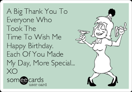 thank you cards for birthday wishes thank you notes