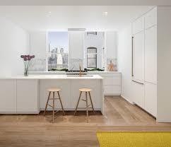 cuisine blanche parquet cuisine blanche parquet 28 images luxe cuisine blanche avec