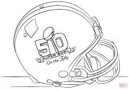 super bowl coloring pages good 9110