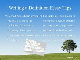 download examples of definition essays topics