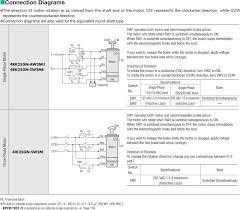 item 4rk25gn cw2me electromagnetic brake reversible motor on