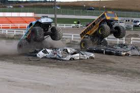 monster truck shows ontario markham fair monster trucks