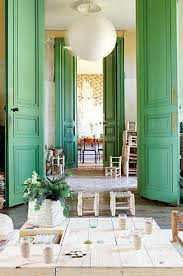 French Chateau Interior Renovated French Chateau For Green Plant Lovers U2014 Decor8