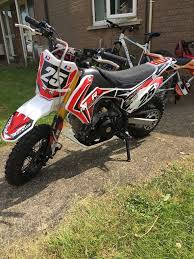 50cc motocross bikes kids m2r 50cc automatic motocross bike gear in peterborough