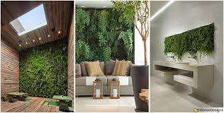 giardini interni casa giardino verticale interno 25 idee per pareti verdi in casa