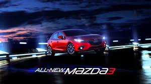 new mazda 3 2014 all new mazda 3 tvc thailand มาสด า 3 youtube