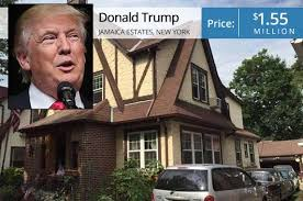 donald trump house inside donald trump s childhood home is for sale bankrate com