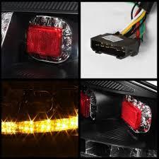 audi brake light audi tt 1999 2006 black led lights a103xp39109