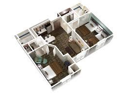 bellagio 2 bedroom suites inspired aria sky squarefoot 2bedroom
