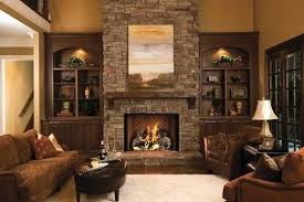 Unique And Beautiful Stone Fireplace by Fireplace And Mantels Beautiful Tiled Fireplace And Mantel Update