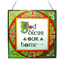blessing for the home god bless our home square panel central shop