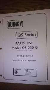 quincy model 5120 air compressor service manual 28 images