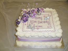 image of happy birthday cake with name jerzy decoration