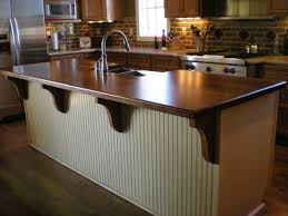 kitchen island counter afromosia custom wood countertops butcher block countertops